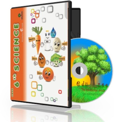 Edutree 6th Science Cbse-Ncert Animated E Book (6-7 Hrs Duration)