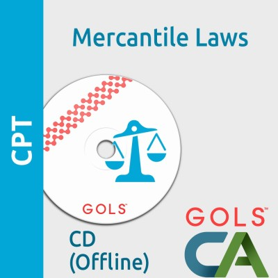 GOLSOnlineCoaching CA CPT Mercantile Laws Offline