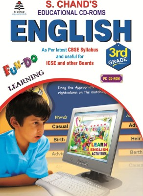 S.Chand ENGLISH CD FOR 3RD CLASS