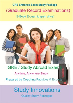 Study Innovations GRE Study Package