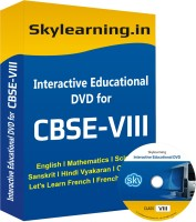 Skylearning.In All in One Combo for Class 8(CD)