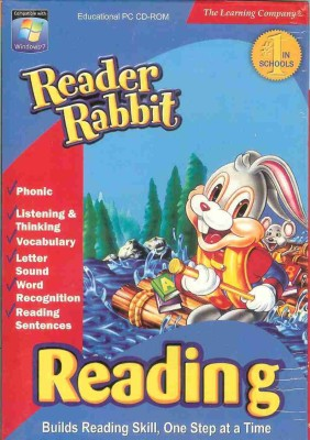 The Learning Company Reader Rabbit Reading