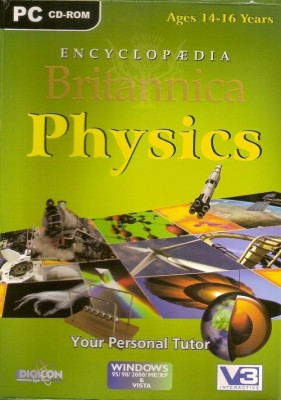 Britannica ENCYCLOPEDIA BRITANNICA PHYSICS (Ages 14-16)