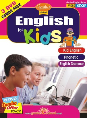 Genius English for Kids