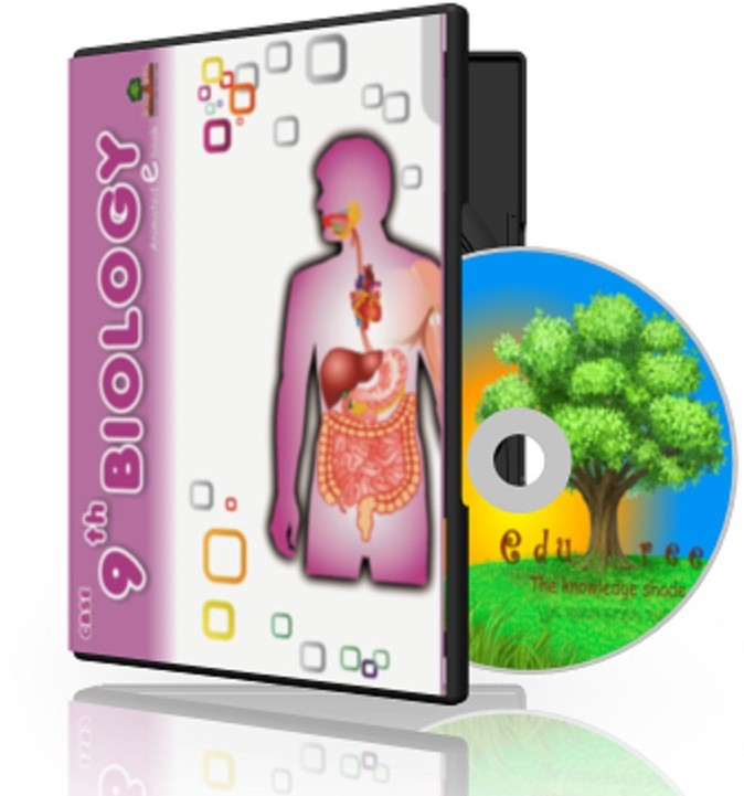 Edutree 9TH Biology CBSE-NCERT Animated e Book (7-8 hrs Duration)(3 CD Pack -Prepared by team of expert teachers.)