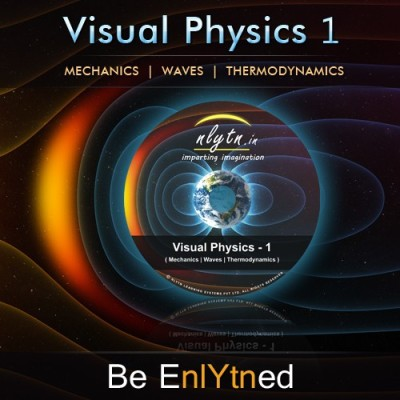Nlytn Visual Physics I for IIT JEE - Advanced Animated Video Course - Covers complete JEE syllabus of Std XI - (3 Months Activation)