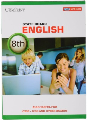 COMPRINT State Board English Class 8 DVD