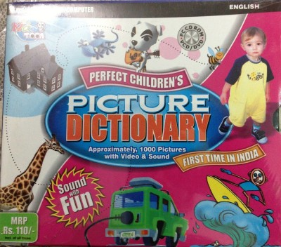S.Chand PICTURE DICTIONARY VCD FOR JUNIORS