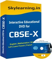 Skylearning.In All in One Combo for Class 10(CD)