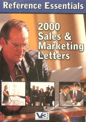 V3 Interactive 2000 Sales & Marketing Letters