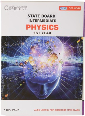 COMPRINT Intermediate 1St Year Physics DvD