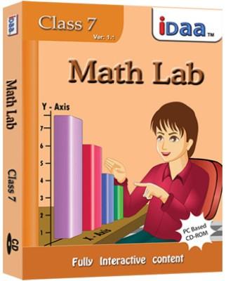 iDaa Class 7 CBSE Math Lab Activity