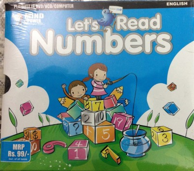 S.Chand LETS READ NUMBERS VCD FOR JUNIORS
