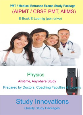 Study Innovations PMT/AIPMT/AIIMS/Medical Entrance Exams Physics Study Material