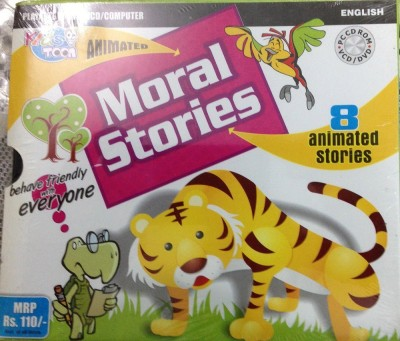 S.Chand MORAL STORIES VCD FOR JUNIORS
