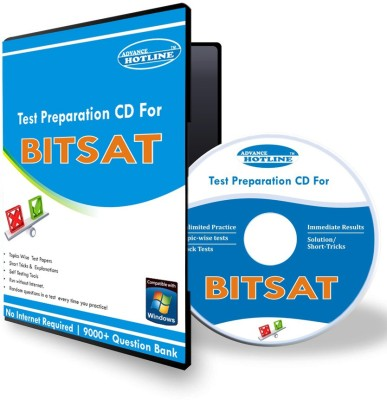 Advance Hotline BITSAT (Foundation, Class 11)