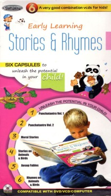 Genius Early Learning Stories & Rhymes