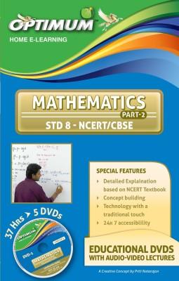 Optimum Educators CBSE/NCERT- STD 8- MATHEMATICS PART 2