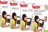 Inception Learn Auto Cad+Pro-E+Revit+Mic...