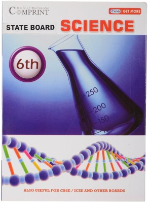 COMPRINT State Board Science Class 6 DVD