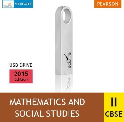Edurite Class 2 Combo (Mathematics & Social Studies) USB