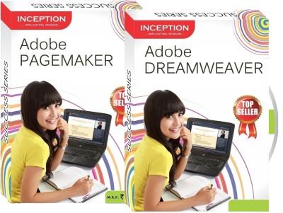 Inception Learn Adobe Dreamweaver + Adobe Pagemaker