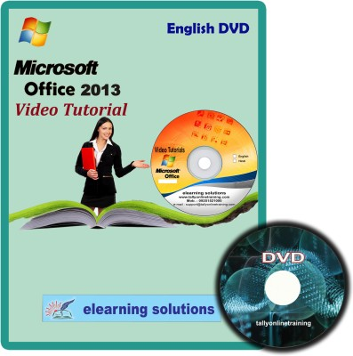Elearning Solutions Ms-Office 2013 Video Tutorial in English