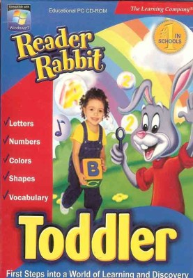 The Learning Company Reader Rabbit Toddler