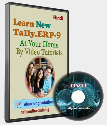 elearning solutions Tally ERP 9 at Your Home in Hindi