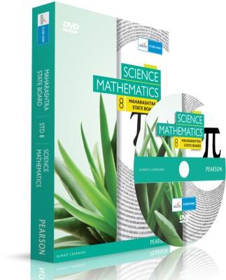 Edurite MH 8 Mathematics and Science Combo