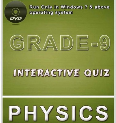 iBooks Class 9 Physics Interactive Quiz DVD