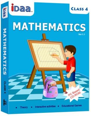 iDaa Class 4 CBSE Mathematics
