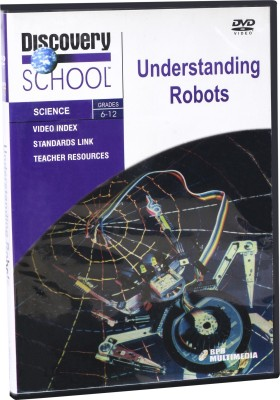 S.Chand DISCOVERY CHANNEL UNDERSTANDING ROBOTS DVD FOR 6-12 TH CLASS