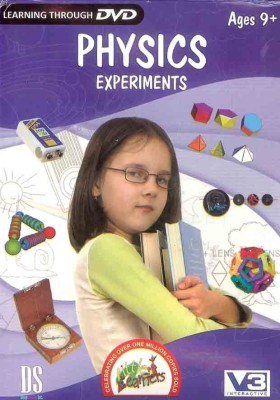 Deep Studies Inc. Physics Experiments Ages 9+