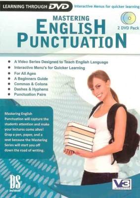 Deep Studies Inc. Mastering English Punctuation