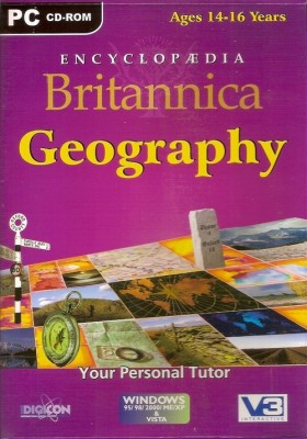 Britannica ENCYCLOPEDIA BRITANNICA GEOGRAPHY (Ages 14-16)