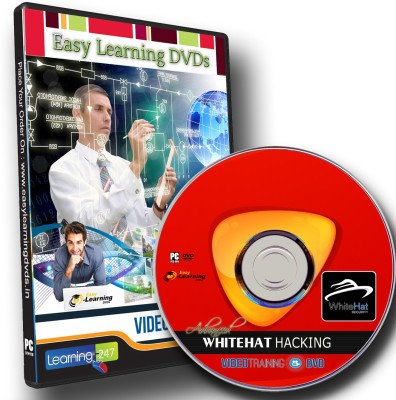 Easy Learning Advanced White Hat Hacking And Penetration Testing Video Training DVD