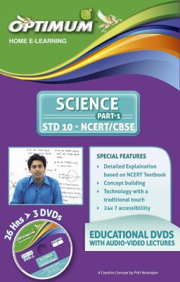 Optimum Educators STD 10 CBSE- SCIENCE- PART 1