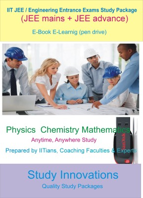 Study Innovations Iit Jee / Engineering Entrance Exam Complete Study Material