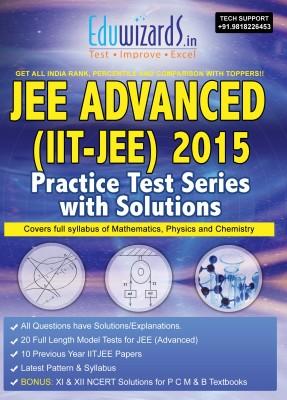 Eduwizards JEE Advanced (IIT-JEE) 2015