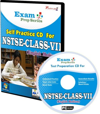 Practice Guru Exam Prep For NSTSE Class 7