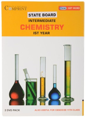 COMPRINT Intermediate Chemistry 1St Year DVD
