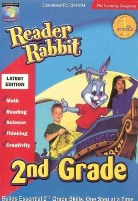 The Learning Company Reader Rabbit 2nd Grade