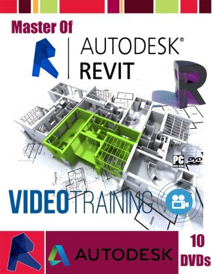 Easy Learning Master Of Revit Complete Video Training On 10 DVDs