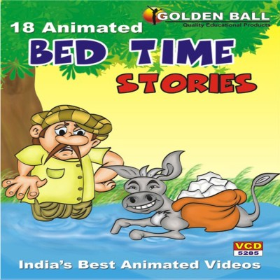Golden Ball 18 Animated Bed time Stories