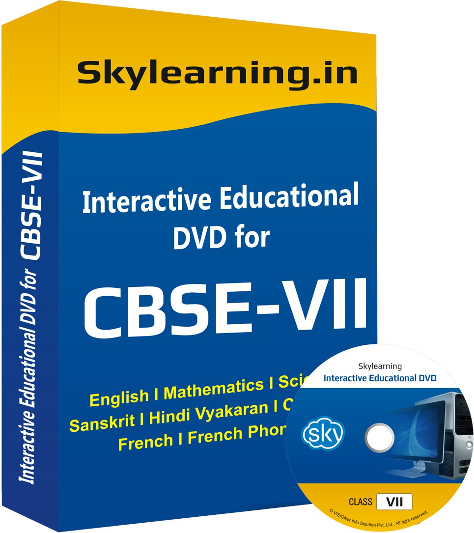 Skylearning.In All in One Combo for Class 7(CD)