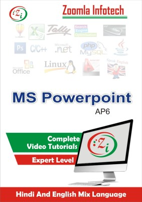Zoomla Infotech MSPOWERPOINT-AP6/2016