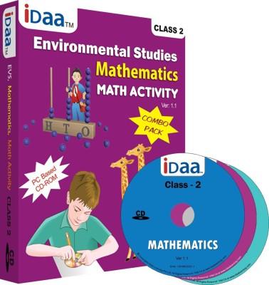 iDaa Combo Class 2 CDs