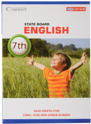 COMPRINT State Board English Class 7 DVD