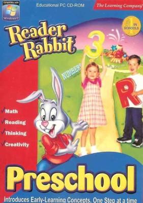 The Learning Company Reader Rabbit Preschool